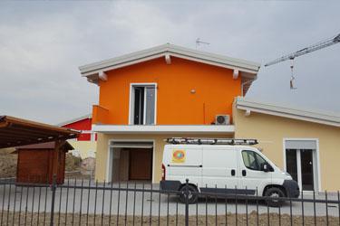 Realizzazione nuova abitazione privata